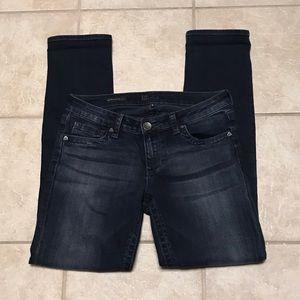 Kut from the Kloth Stevie Straight Leg Jeans Sz 4